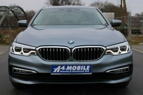 BMW 520 i Luxury Line Leder Headup Navi