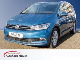 VW Touran 2.0 TDI Highline DSG Navi Pro LED 7-Sitzer Pano DCC ACC AHK