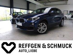 BMW X2 SDRIVE ADVANTAGE PLUS LED+NAVI+AKTIV PARK+ALU