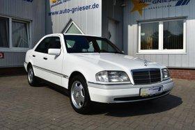 Mercedes-Benz C-Klasse Limousine C200 Automatik -AHK-Schieb...