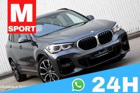 BMW X1 M-Sport 19'/Pano/Kamera/Parkassi./DriveAPlus/Komfp.