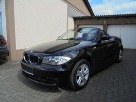 BMW 120i Cabrio Automatik Klimaautomatik Navi Leder