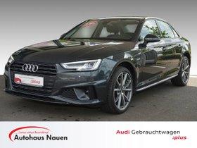 Audi A4 Limousine 40 TDI S tronic S-line LED, ACC, Navi