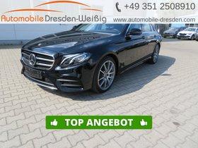 Mercedes-Benz E 300 d Avantgarde AMG-Navi-Widescreen-Distronic