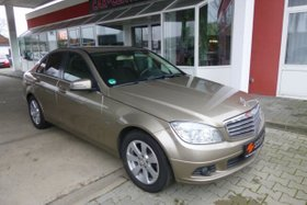 MERCEDES-BENZ C -Klasse Lim. C 180 CGI BlueEfficiency