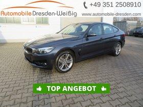 BMW 320 Gran Turismo d xDrive Sport Line-Navi-PDC-