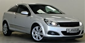 OPEL Astra H GTC 2.0 200PS Cosmo Tuning  Klima Temp.