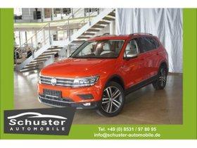 VW Tiguan Allspace Highl 4Mot TDI-7-Sitzer StandHZG