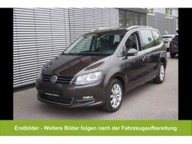 VW Sharan Highline 2.0TDI DSG Bi-Xenon Navi ACC SHZ