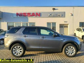 LAND ROVER Discovery Sport HSE 2.0 TD4 180PS AT Leder Xenon