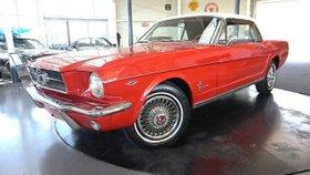 FORD Mustang Seltenes 64 1/2er V8 Cabrio Autom. Servo