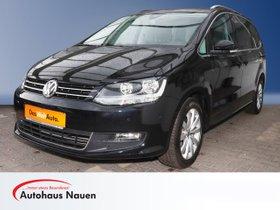 VW Sharan 2.0 TDI IQ.Drive DSG Navi Standheizung ACC AHK Rückfahrkamera