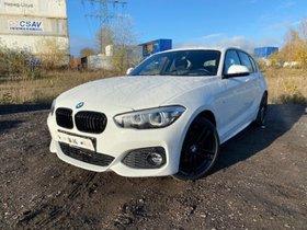 BMW 120iA 5-Türer M-Sport,LED,PDC,Sitzhz.18 Zoll