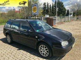 VW Golf IV Variant Edition-Klima-TÜV-04-22-Alu-----