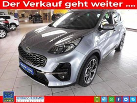 Kia Sportage GT-Line AHK/ Autom/ Leder/ Pano/ Shz...