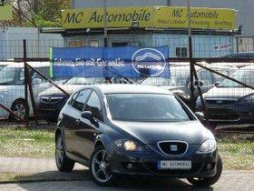 SEAT Leon Sport Limited-KLIMA-ALUFELGEN-SPORT SITZE!!