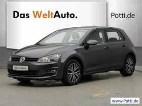 Volkswagen Golf 7 VII 1,4 TSI BMT ALLSTAR Standhzg. Telefon