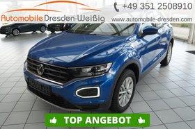 VW T-Roc 1.5 TSI DSG Style-Navi-ACC-LED-
