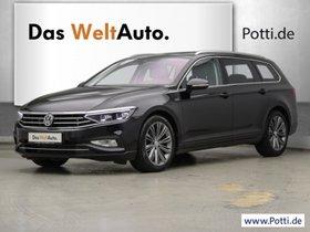 Volkswagen Passat Variant DSG 2,0 TDI BMT AHK ACC Navi LED