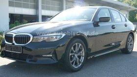 BMW 318d Lim. Sport Line LED Navi PDC SHZ Business