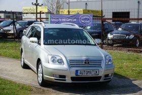 TOYOTA Avensis Kombi 1.8 Executive-AUTOMATIK-ALU-ZV !!