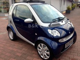 SMART fortwo coupe CDI /Schiebedach/PDF/Klimaanlage