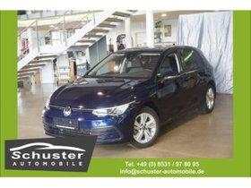 VW Golf VIII Life 2.0TDI-DSG ACC LED Navi Spurass.