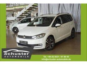 VW Touran UNITED 7-Sitzer 1.5TSI-DSG ACC LED Kamera