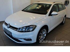 VW Golf Variant VII Highline 1.5 TSI ACT BMT -Business-Paket, Navi Discover Media...-