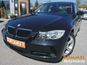BMW 320d Lim.,TÜV,Sitzhzg.,Schiebed.,8f.bereift, Alu
