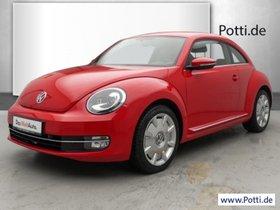 Volkswagen Beetle DSG 1,2 TSI Design Navi MFL 18 Zoll