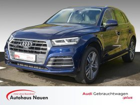 Audi Q5 2.0 TFSI Quattro, S-tronic, S-line, Matrix,  Navi