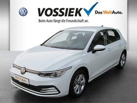 VW Golf 8 1.5 TSI BMT Life NAVI+ACC 6-Gang