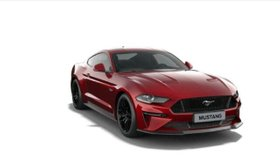 FORD Mustang 5.0 GT V8 Fastback 450PS Automatik