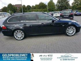 BMW 520 d SCHECKH.,LEDER,KLIMA,AHK,XENON,PDC,NAVI