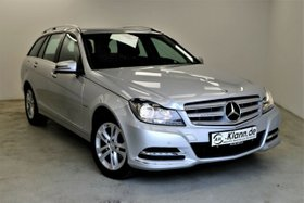 MERCEDES-BENZ C 180T 156 PS CGI BlueEfficiency Automatik Navi