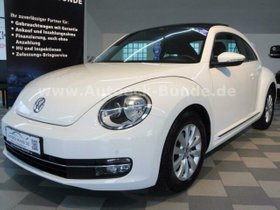 VW Beetle 2.0 TDI Design DSG-Panorama-SHZ-PDC