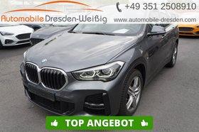 BMW X1 sDrive 18 i M Sport-Navi-DAB-AHK-Kamera-ACC-