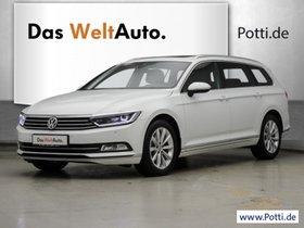 Volkswagen Passat Variant DSG 2,0 TDI BMT Highline AHK ACC