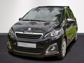 Peugeot 108 Top! Style 72 5-türig Klima SHZ Kamera