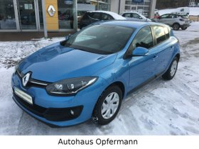 RENAULT Megane III Lim. 5-trg. Authentique