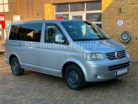 VW T5 2.5 TDI Caravelle Klimaatm. Standhzg. AHK BT