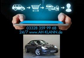 PORSCHE 911 996  3.6 320PS Carrera 4 Cabrio PSM Klappen