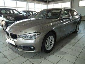 BMW 318d Advantage/LED/NAVI/PDC/TEILLEDER/EUR 6/1.HD
