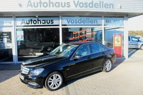 MERCEDES-BENZ C -Klasse Lim. C 180 CGI BlueEfficiency 2,99%