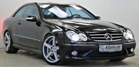 MERCEDES-BENZ CLK 500 306 PS Automatik Coupe AMG LPG Keyless