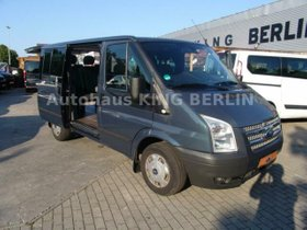 FORD Transit Euroline Edition NAVI/Bett/7Si/Tisch