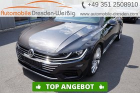 VW Arteon 2.0 TSI DSG R-Line-Navi Pro-Standhzg-Pano