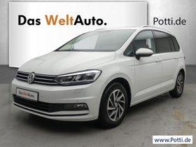 Volkswagen Touran 1,6 TDI BMT SOUND ACC Navi LED Telefon PDC