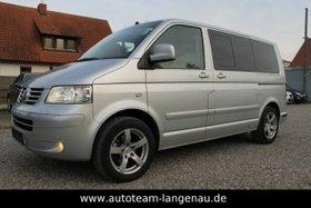 VW T5 Multivan 2.5 TDI 4Motion°AHK°7-SITZ°HU 09/22°